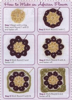 Hobby lavori femminili - ricamo - uncinetto - maglia: plaid