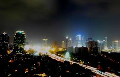 jakarta skyline - Indonesia