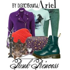 """""""Ariel"""" by lalakay on Polyvore"""
