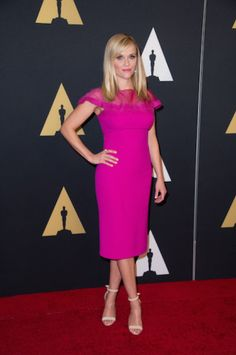 Reese Witherspoon attends the 6th Annual Governors Awards in The Ray Dolby Ballroom   See more photos here: http://www.redcarpetreporttv.com/2014/11/10/its-official-awards-season-has-started-the-academys-2014-governors-awards-honors-harry-belafonte-maureen-ohara-hayao-miyazaki-and-jean-claude-carriere-theacademy-governorsawards-photos/