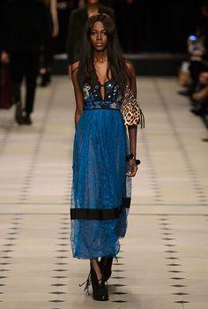 London Fashion Week: Burberry Prorsum Autumn/Winter 15