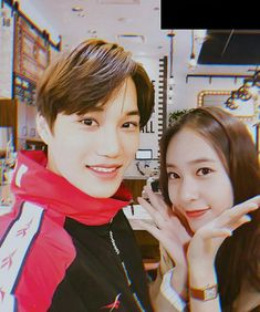 Kaistal for Arcadian Krystal Sulli, Krystal Jung, Exo Couple, Couple Goals, Song Qian, Kpop Couples, Love Scenes, Ice Princess, Jessica Jung