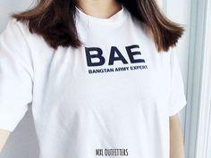 BAE Bangtan ARMY Expert BTS T-Shirt