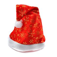 Sombrero de oro pelusa navidad