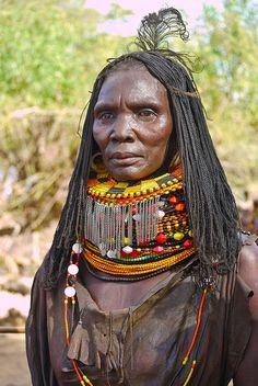 Turkana man,Kenia