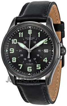 Victorinox Swiss Army Infantry Vintage Automatic Mens Watch 241518