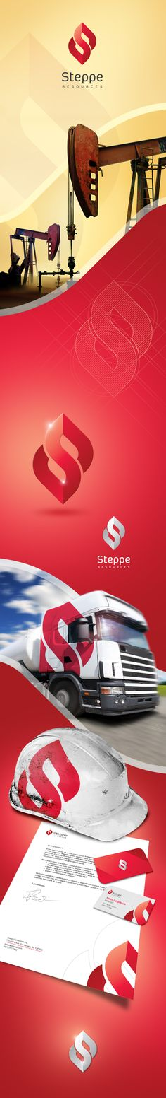 Steppe Resources by Maroš Em, via Behance