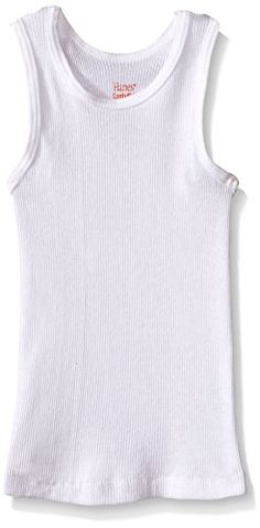 346aa24b399ff Hanes Boys  Toddler White Tank  Like father. Like song big boy tanks for  the little guy. Hanes boys  toddler tank top style Pack contain 5 items.