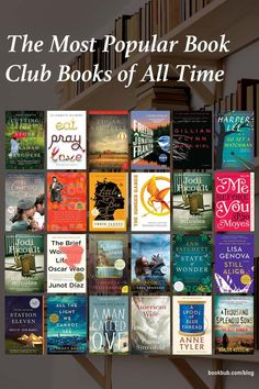 43 buzzy book club books for your group to consider reading next. #books #bookclub #bookclubbooks