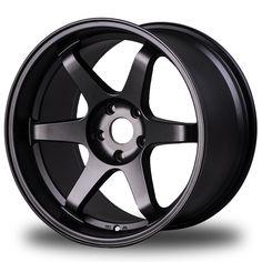 Miro 398 black: Volk TE37 replicas ~900 for 4 wheels w/o tires