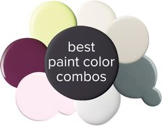 best paint color combinations from Domino