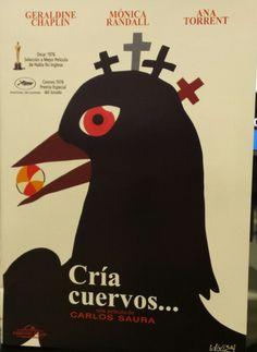 Cría cuervos [Vídeo-DVD] / una película de Carlos Saura ; producción Elías Querejeta