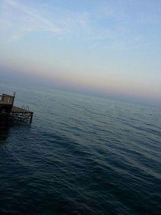 Mersin  Turkey Türkiye Akdeniz Mediterraneansea deniz sunset günbatimi