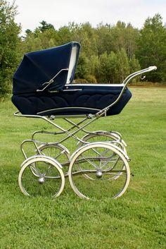 Italian Perebo, my son was paraded around in one of these in 1983