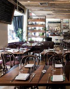 Restaurant Visit: Balaboosta in New York :