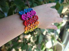 Button Bracelets & Barettes Thursday, January 23 @ 5