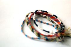 buttons magee | friendship bracelets