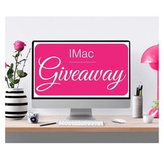 """""""IT'S GIVEAWAY TIME!!""""I have partnered up with a group of Fantastic Shops & Bloggers to give one precious follower: A 21.5 inch iMac  Computer!! Next Stop---> ( @tinybuttonapparel) 1Follow ( @flip_flopsandfurs) 2Like this photo 3Follow ( @tinybuttonapparel)Repeat steps 1-3 in every photo until you've arrived back here. This completes your entry!  YOU MUST FOLLOW all of the cohosts to qualify WE WILL CHECK! BONUS ENTRY: Please like three other images on this page then comment below with your…"""
