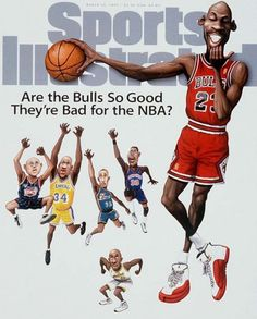Sports Illustrated cover - 1997 Michael Jordan and the Chicago Bulls Michael Jordan Basketball, I Love Basketball, Basketball Legends, Basketball Pictures, Basketball Players, Illini Basketball, Basketball Jones, Mike Jordan, Jordan Swag