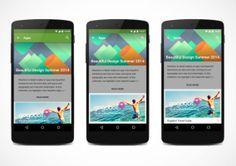 Google Play Store es aún más Material Design en su última versión, ¡descarga el APK!