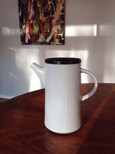 Mid Century Thomas Flammfest coffee pot by myvintagecave on Etsy