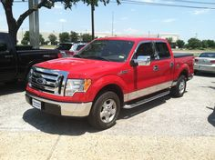 STK#PAFB06642- 2010 FORD F150 XLT Nice 60K miles!!! $23,995. Call me at 817-919-4024
