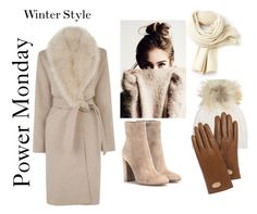 Winter Style by ivy-deleon-design on Polyvore featuring Warehouse, Gianvito Rossi, Lacoste, M. Miller and Mulberry