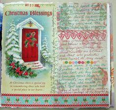 Dec 23 Christmas Kindness by Kathy Paper Pumpkin, via Flickr
