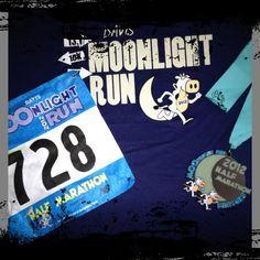 MOOnlight Half Marathon July 13, 2012