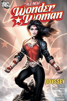 Great story, lovely new take on an often overlooked character AND a practical evil fighting outfit!!! <3    WONDER WOMAN: ODYSSEY VOL. 1 | DC Comics
