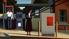 R. Kenton Nelson - A City of Commerce
