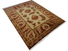 O tapete persa Ziegler é feito de lã e custa R$ 2.645 (o m²), na Tabriz Collection (www.tabriz.com.br) I Preços pesquisados em junho de 2015 e sujeitos a alterações