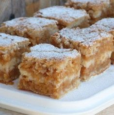 Czech Recipes, Little Cakes, Thing 1, Biscotti, Apple Pie, Sweet Recipes, Ham, French Toast, Sweet Tooth