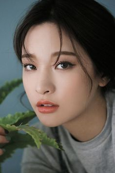 trendy asian makeup 2020 4 « The Beauty Products Beauty Make-up, Beauty Hacks, Hair Beauty, Korean Makeup Look, Asian Makeup, Eye Makeup, Korean Beauty Tips, Asian Beauty, Most Beautiful Faces