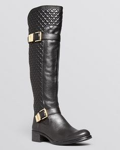 Vince Camuto Boots - Faris Quilted Tall on shopstyle.com