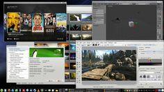 #linux #opensuse #kde #plasma4 #desktop by encoder.id.instag
