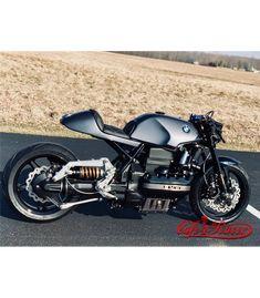 Bmw 100 1100 1 Suspension Platform Retrorides Cnc - pinupi love to share Bmw Cafe Racer, Cafe Racers, Bike Bmw, Cafe Bike, Honda Motorcycles, Bmw E46, K100 Bmw, Ford Gt, Moto Scrambler