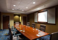 The furniture in an office reflects the work culture, style and ethos of a company. In today's competitive dynamic setting, it is not just conference room etiquette that matters but also conference room furniture and decor.
