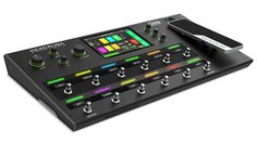 NAMM 2017 HeadRush Pedalboard promises the most versatile realistic sounding and responsive models ever found in a multi effects pedal
