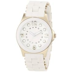 Marc By Marc Jacobs Quartz Pelly White Bracelet White Dial Womens Watch from Picsity.com