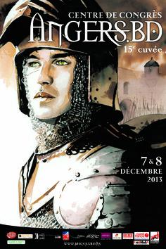 Festival de la #BD 15ème cuvée #Angers en Décembre