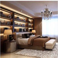 Suíte Master || @gabrielaherde || #arquitetos #arquitetura #construtora #ambientacao #decoracao #construtoraRecife #recife #homedecor #sala #quarto #iluminacao #cozinha #banheiro #varanda #viagens #receitas #Renel #RenelEmpreendimentos