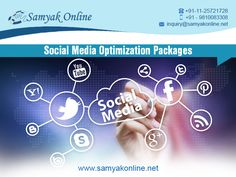 Boost up your business through social media networking like Facebook, Twitter and   Google Plus and many more. Our experts use the latest concepts to increase the traffic and business sales. Contact us today for exclusive SMO packages.