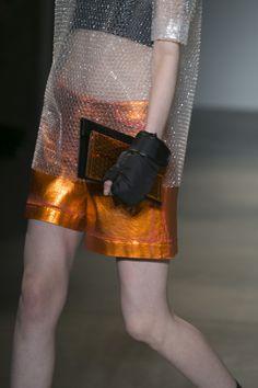 MM6 Maison Martin Margiela Fashion Show in New York New York Fashion Week Ready To Wear Collection Fall Winter 2014