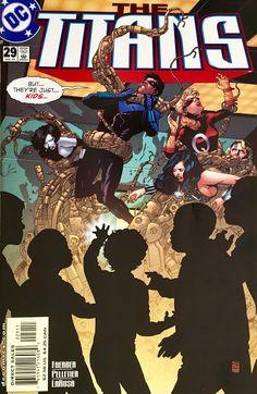 Titans #29 (2001)