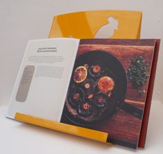 Recipe Book Holder from Nest-Homegrown.co.za