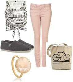 Summer, created by sprout on Polyvore