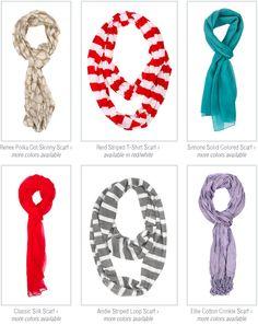 head scarves for #headscarfties