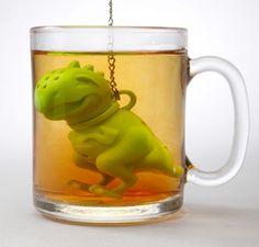 Tea Rex Tea Infuser, $11.99