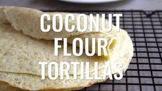 Coconut Flour Chocolate Cake - The Coconut Mama Coconut Flour Tortillas, Cauliflower Tortillas, Coconut Flour Recipes, Paleo Tortillas, Paleo Flour, Buckwheat Recipes, Almond Flour, Coconut Flour Chocolate Cake, Coconut Oil Fudge
